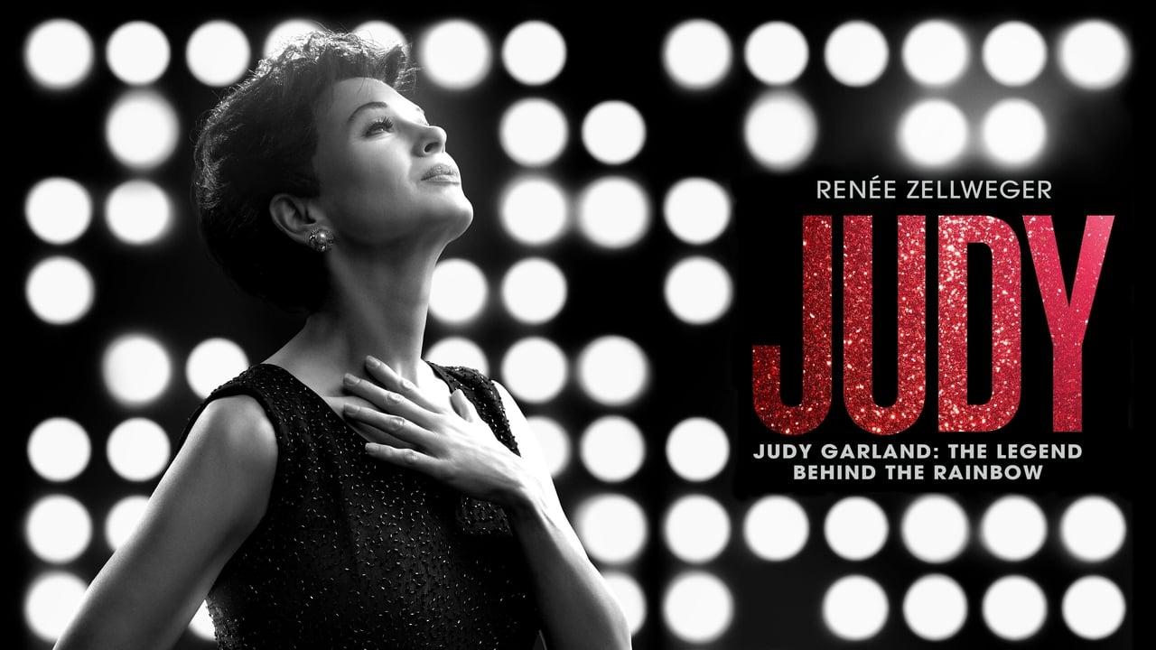 Wallpaper Filme Judy: Muito Além do Arco-Íris