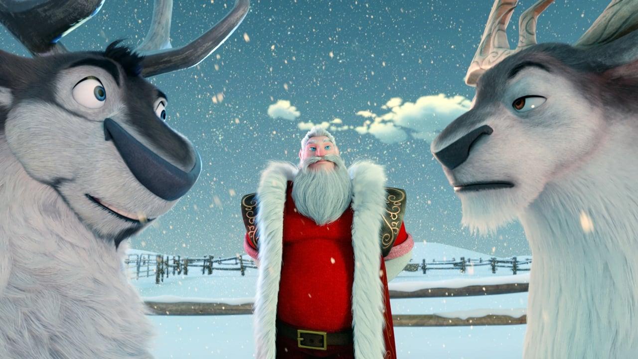 Elliot: The Littlest Reindeer (2018)