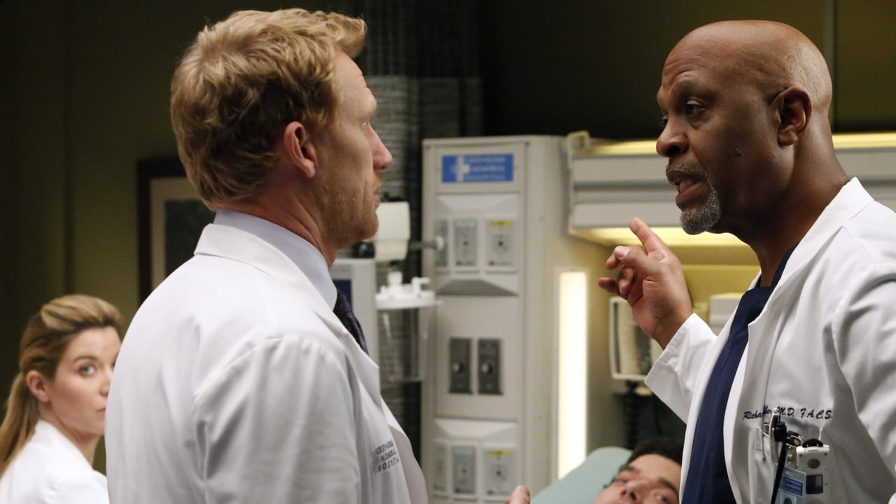 Grey's Anatomy - Season 10 Episode 16 : We Gotta Get Out of This Place