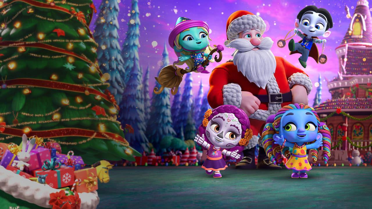 Super Monstros Salvam o Natal (2019) Online
