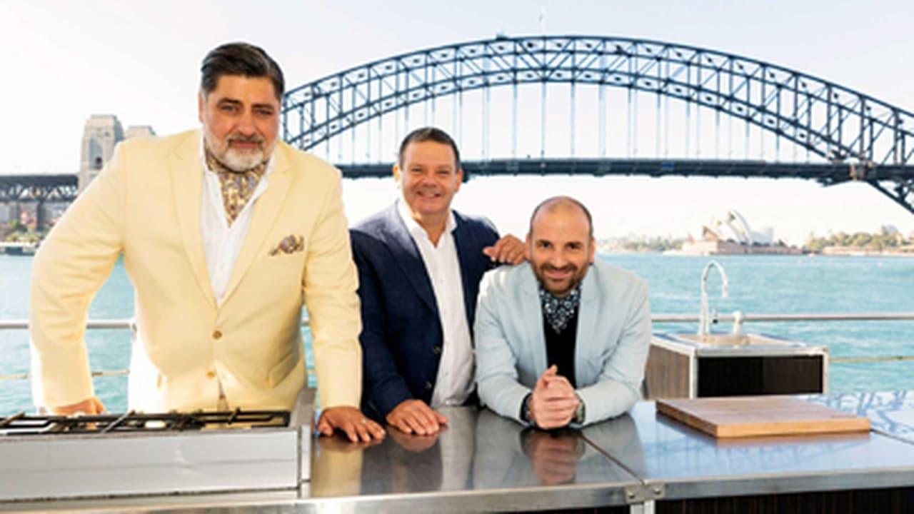 MasterChef Australia - Season 10 Episode 59 : Elimination Challenge - Three-Course Meal for Four Top Chefs & MasterClass