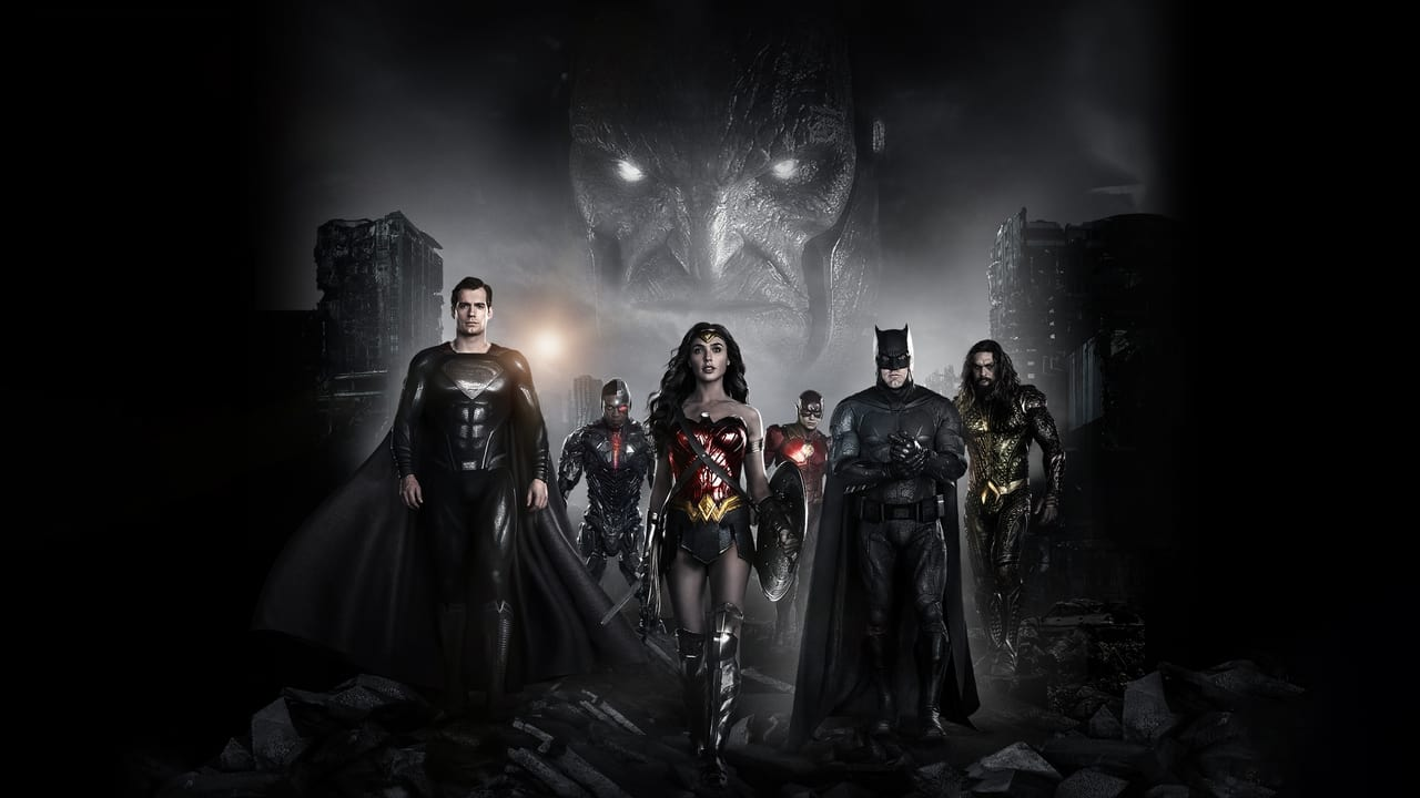 Zack Snyder's Justice League 1