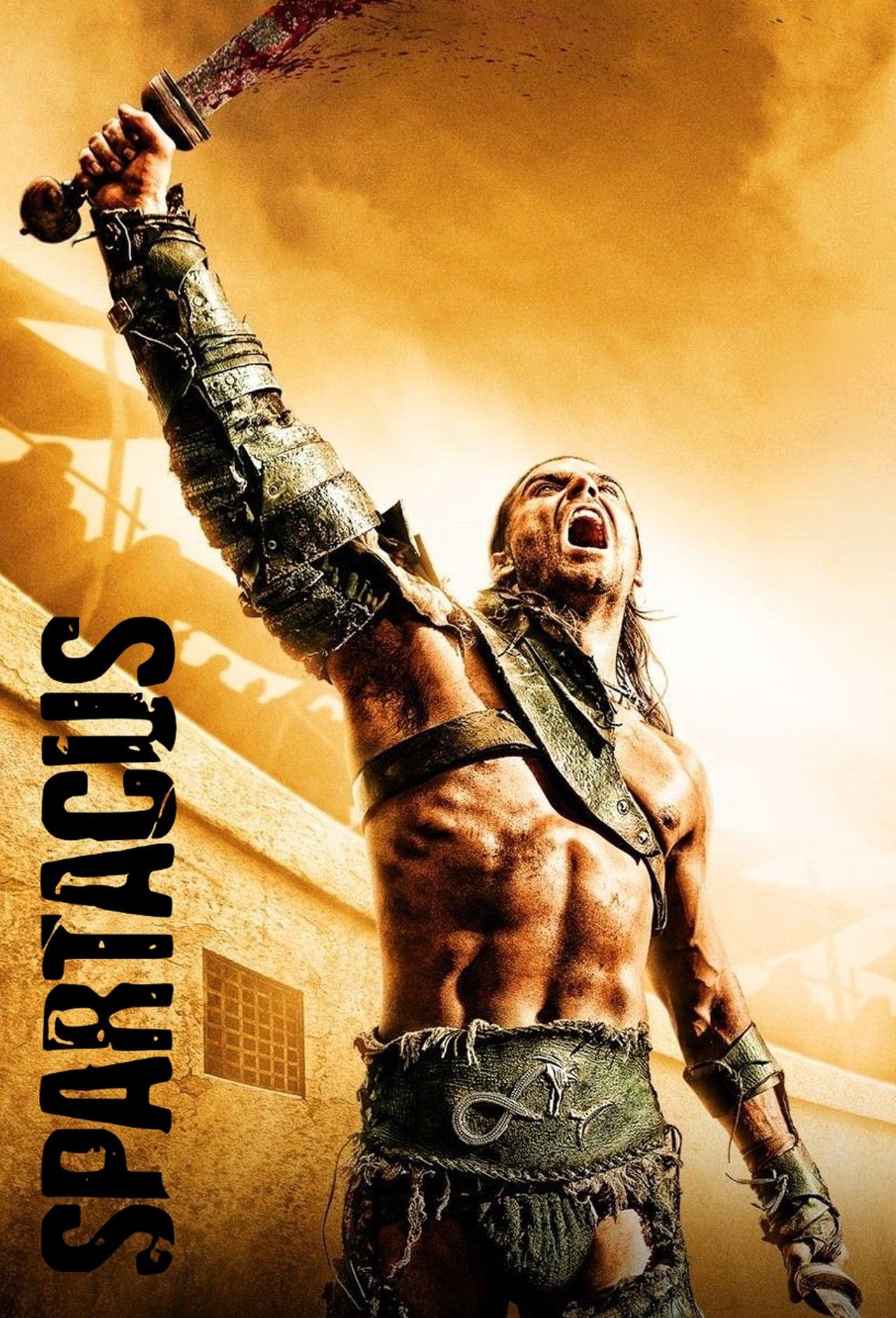 Ver Spartacus (2010) Online Latino - PelisPlus