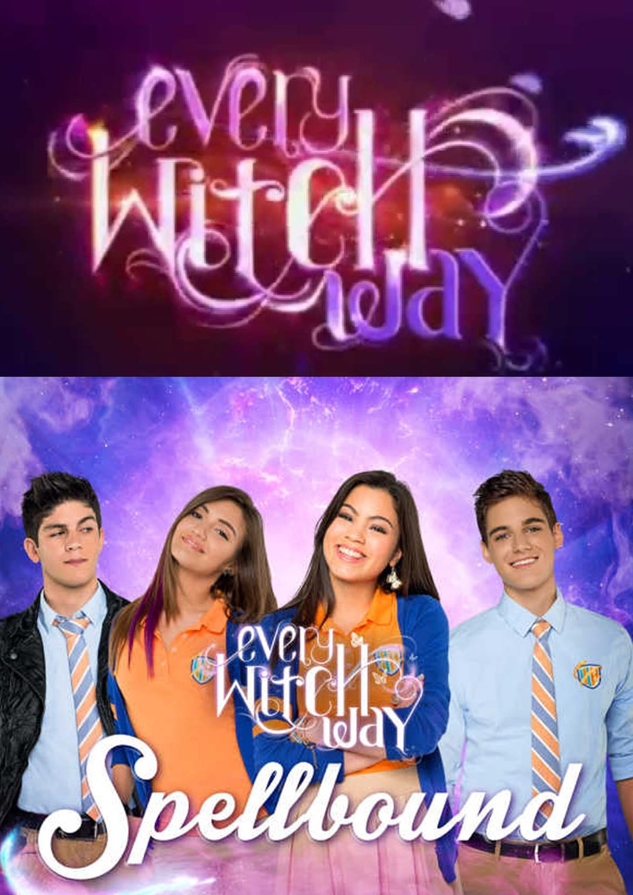 Every Witch Way: Spellbound