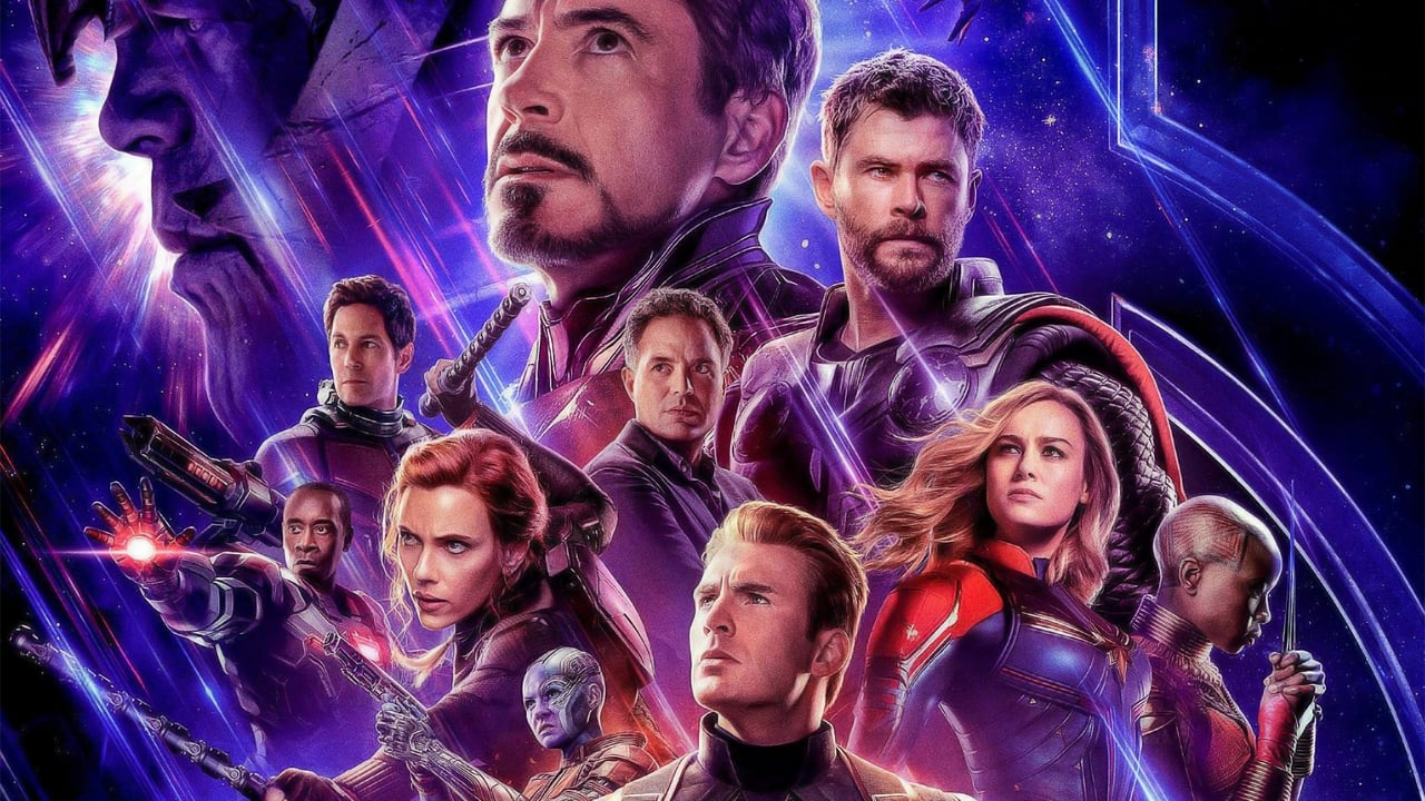 VOIR 【 Avengers : Endgame 】 FILM en STREAMING VF