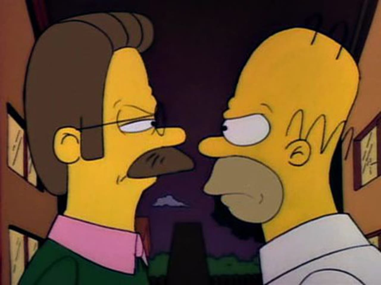The Simpsons - Season 2 Episode 6 : Dead Putting Society