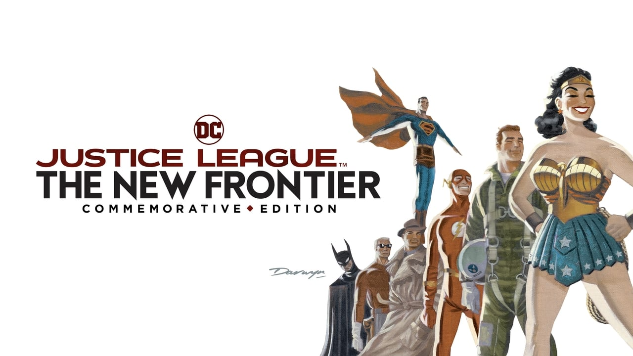 Justice League: The New Frontier 2