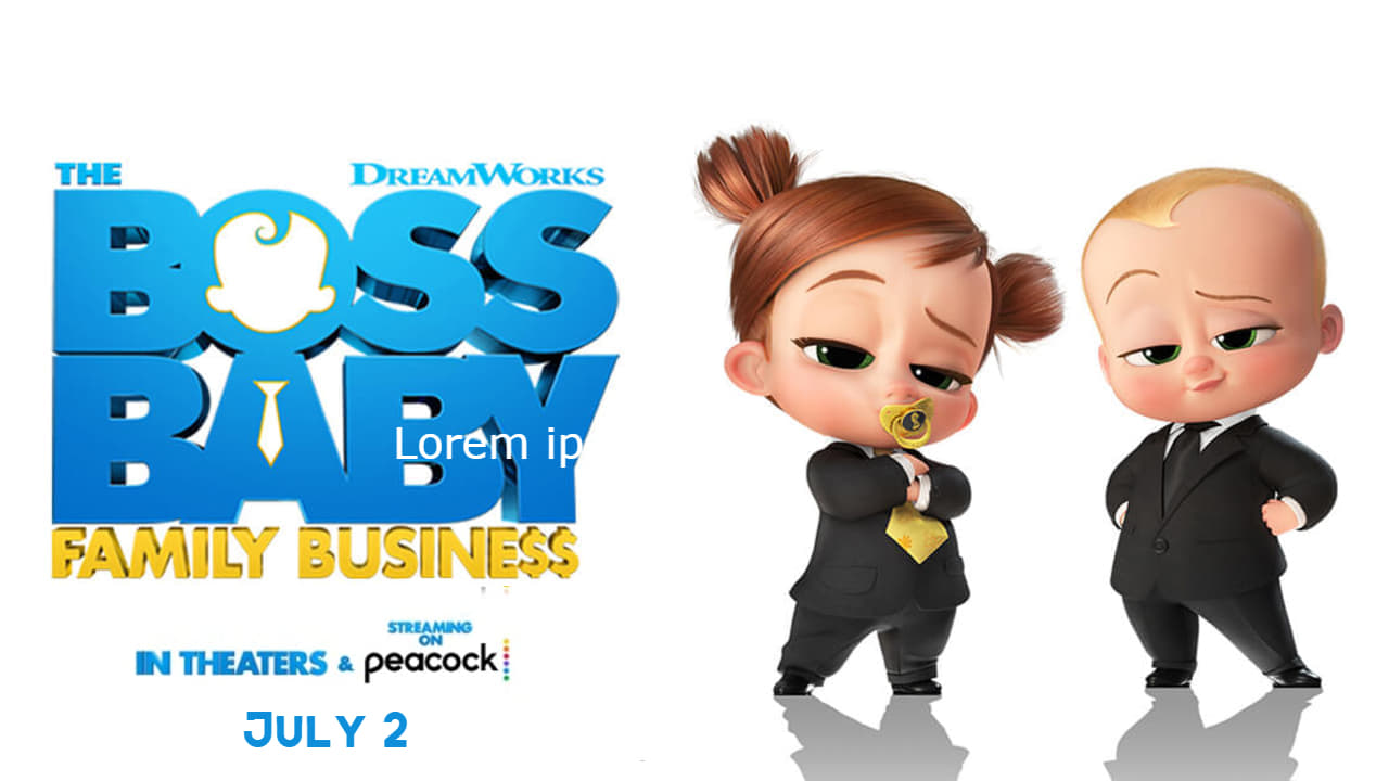 The Boss Baby: Family Business 2