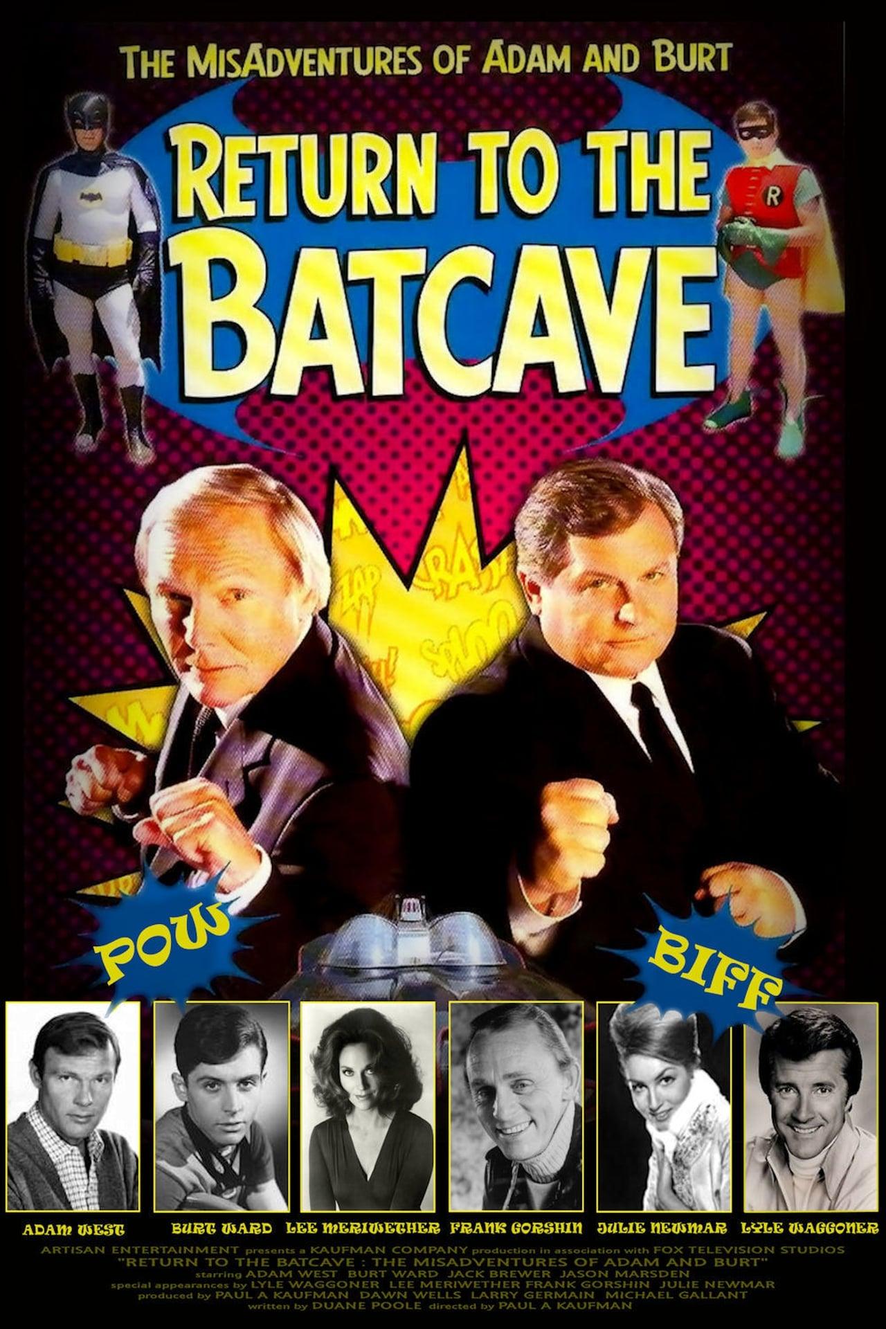 Return to the Batcave - The Misadventures of Adam and Burt