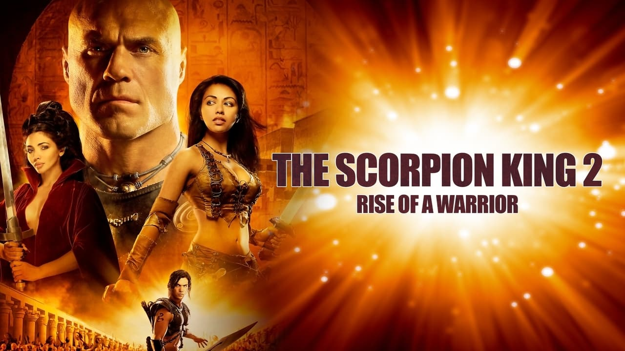 The Scorpion King 2: Rise of a Warrior 1