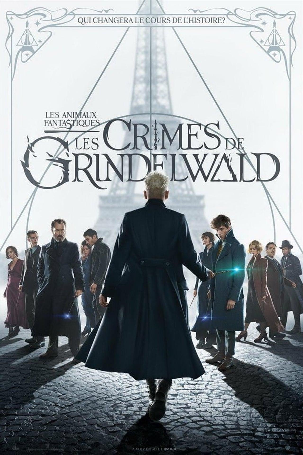 Les animaux fantastiques : Les crime de Grindelwald