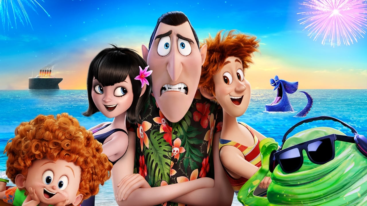 Hotel Transylvania 3: Summer Vacation 4