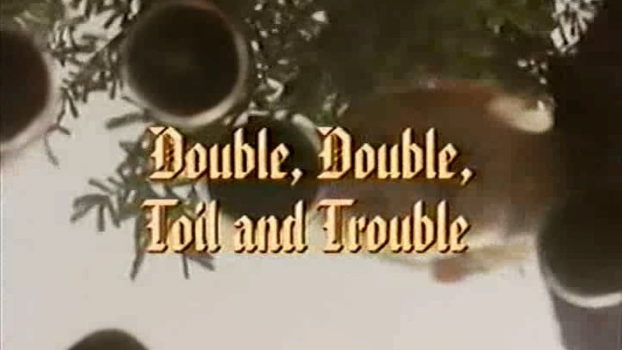 cover-Double, Double, Toil and Trouble