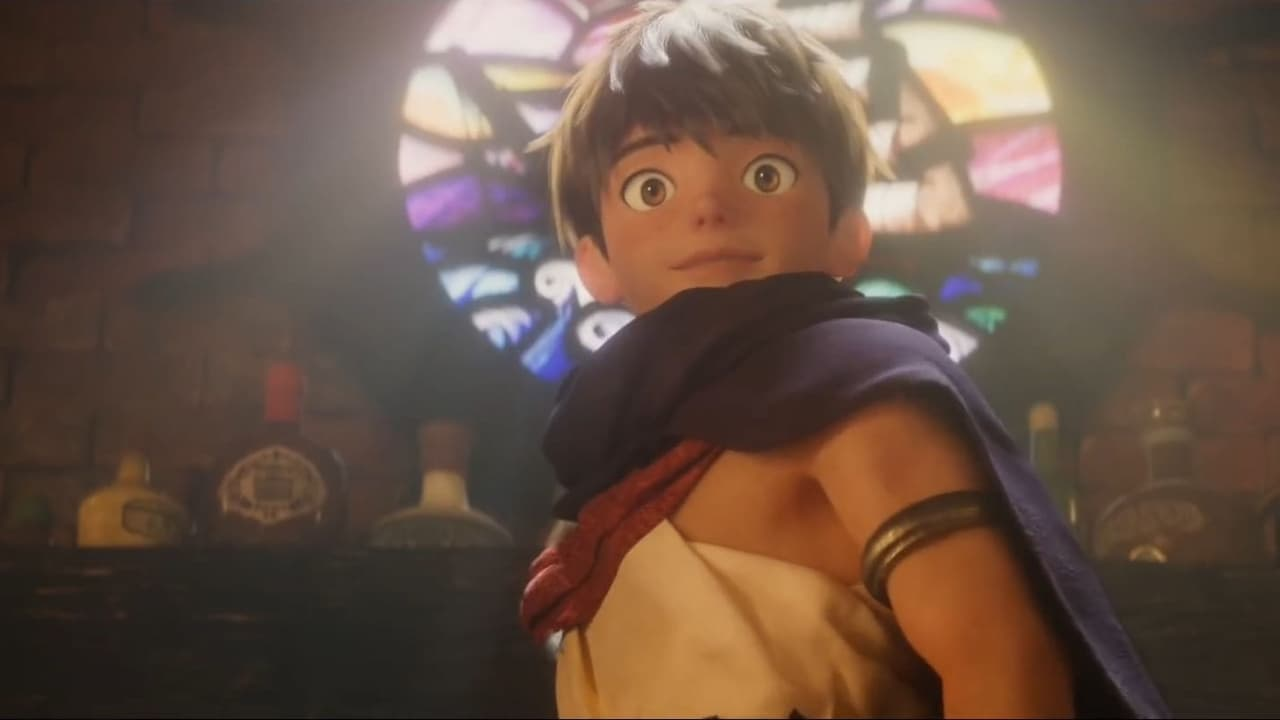 Dragon Quest: Your Story 2