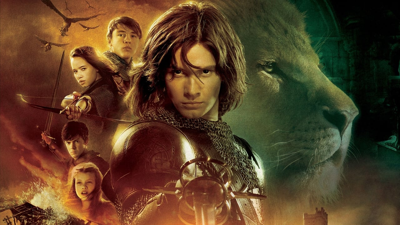 The Chronicles of Narnia: Prince Caspian 4