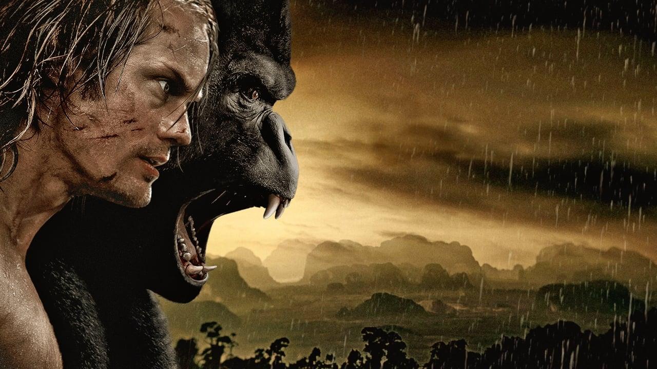 The Legend of Tarzan 4
