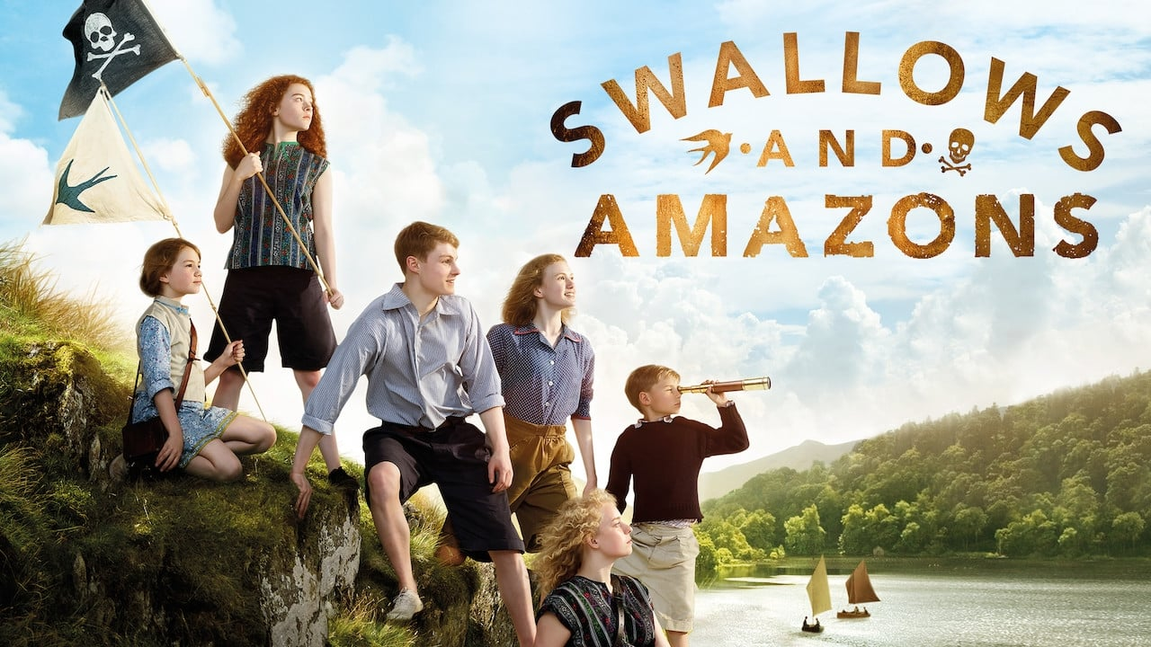 cover-Swallows and Amazons