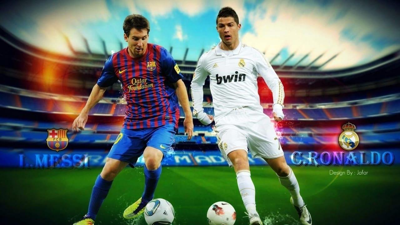 cover-Ronaldo vs. Messi: Face Off