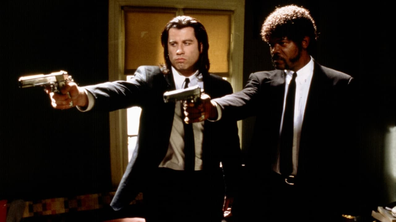 Pulp Fiction backdrop
