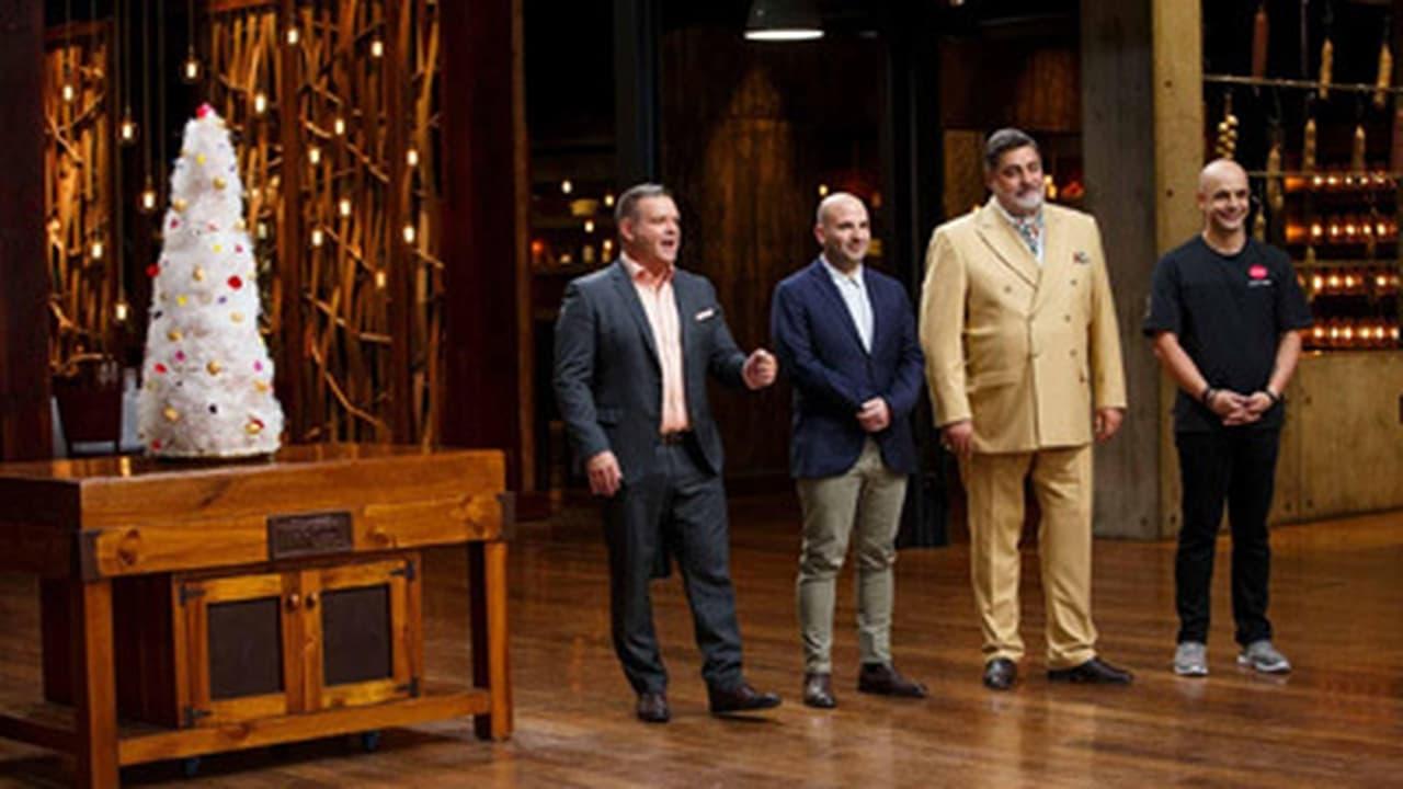 MasterChef Australia - Season 10 Episode 35 : Adriano Zumbo's Mystery Box Challenge & Team Invention Test – Sweet Week