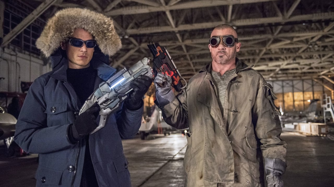 The Flash - Season 1 Episode 10 : Revenge of the Rogues
