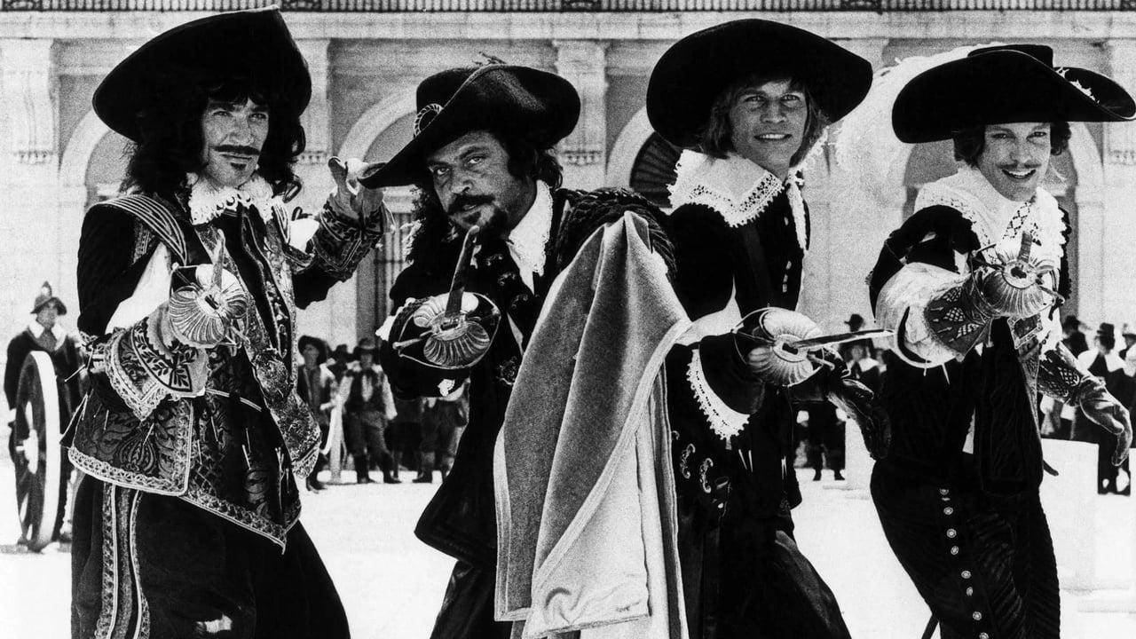 Die Vier Musketiere 1974