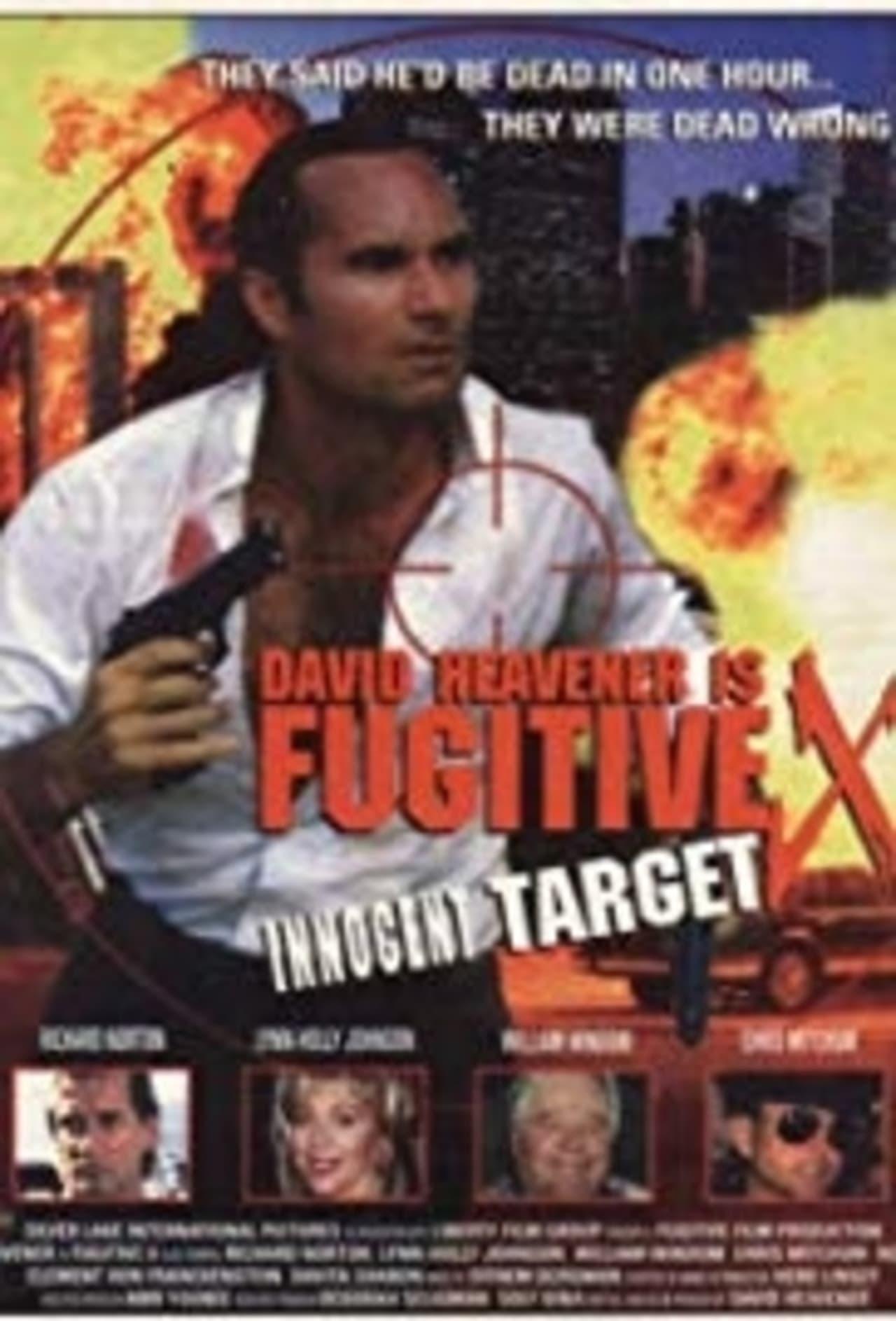 Fugitive X: Innocent Target