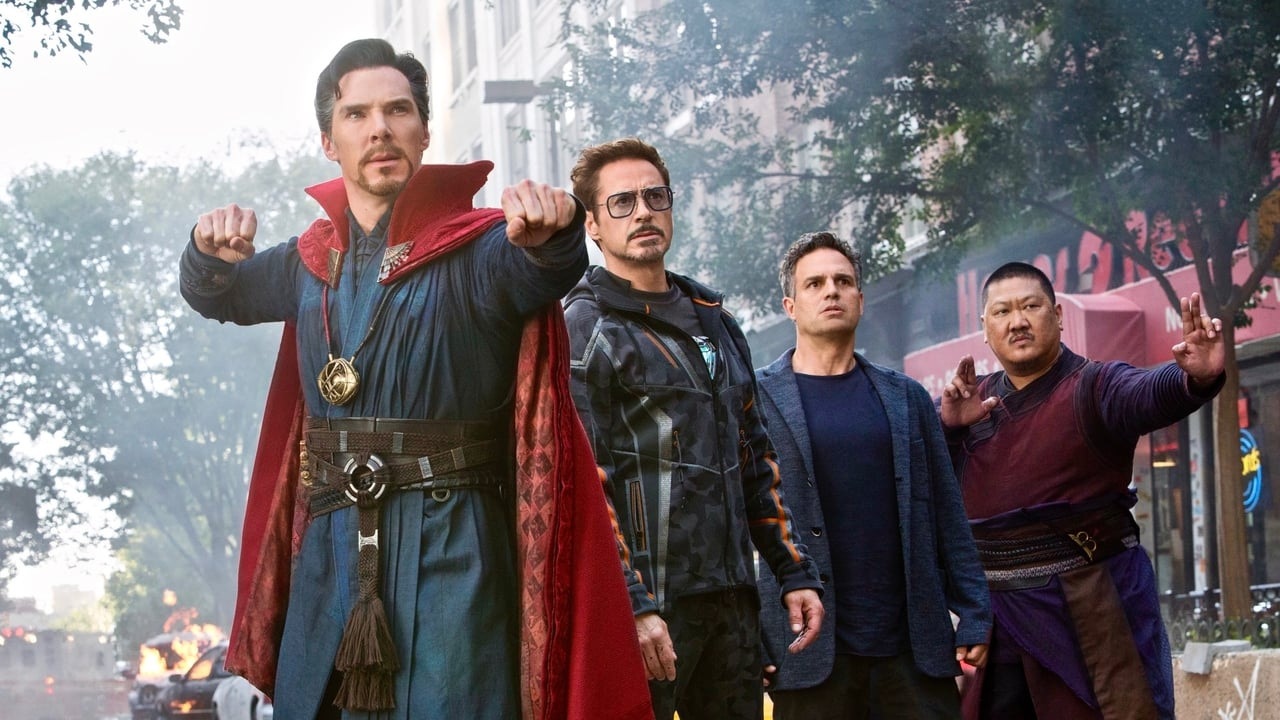 Avengers: Infinity War 3