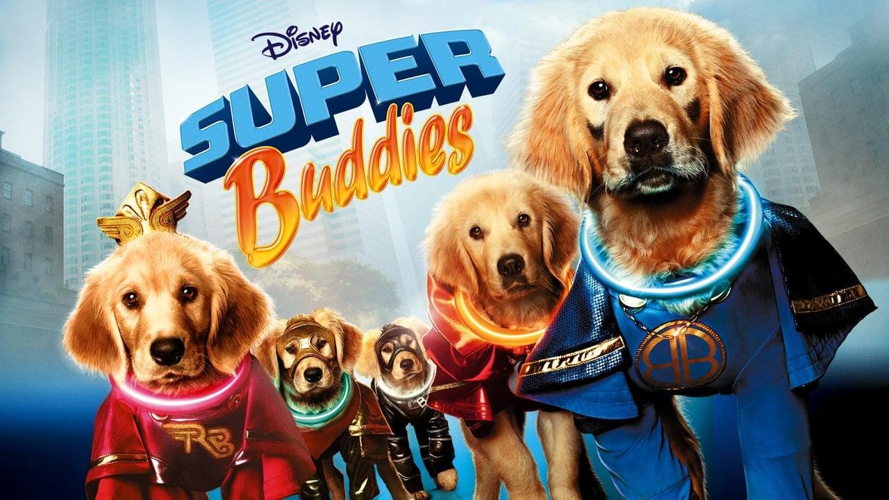 cover-Super Buddies