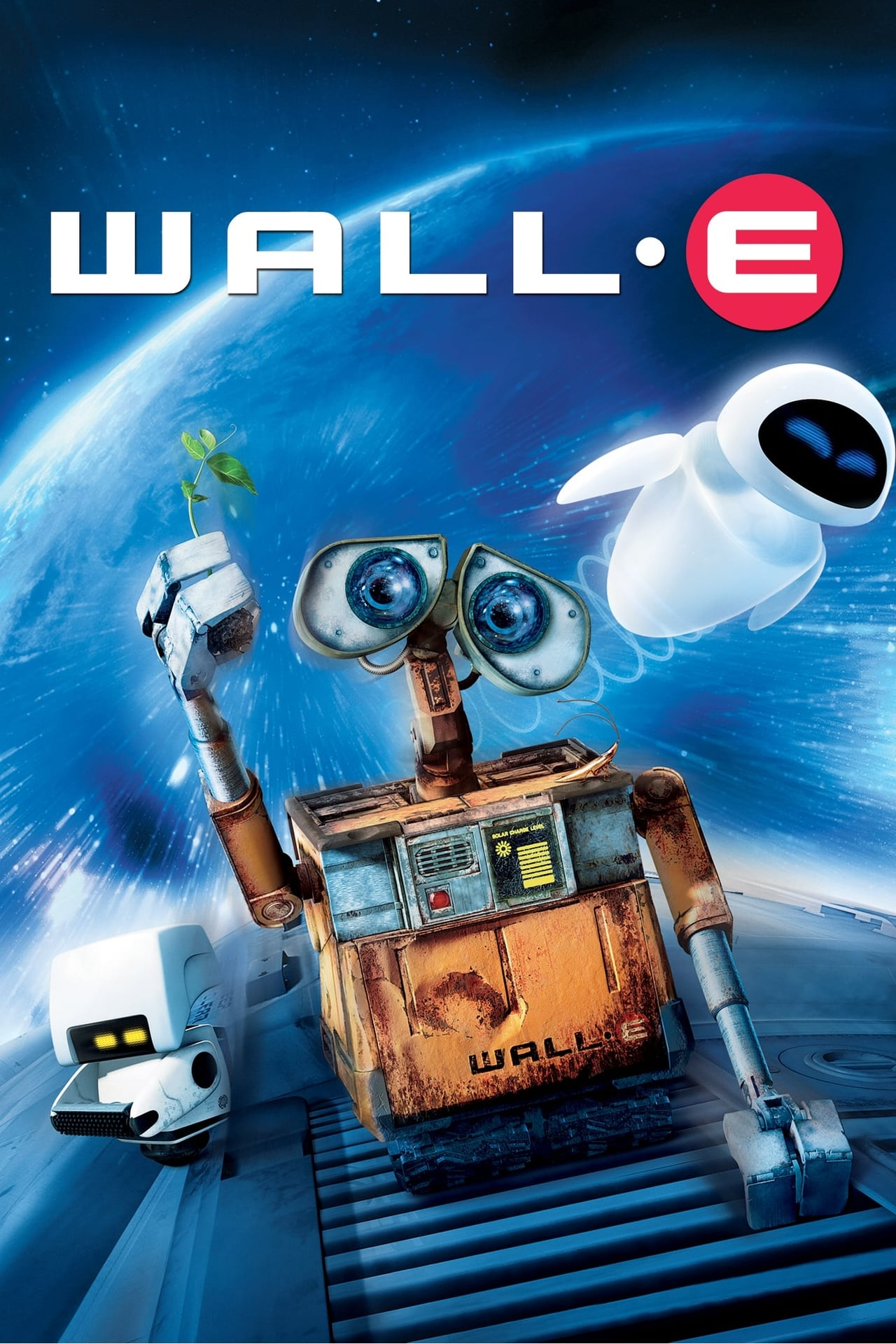 Download WALL-E (2008) [Hindi-English] Blu-ray 480p [450MB] | 720p [800MB] | 1080p [2.2GB]