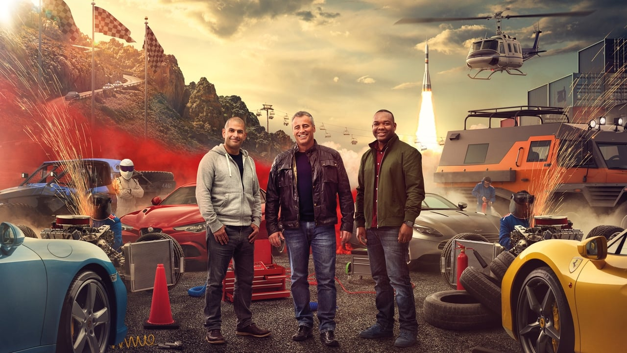 Top Gear Series 4
