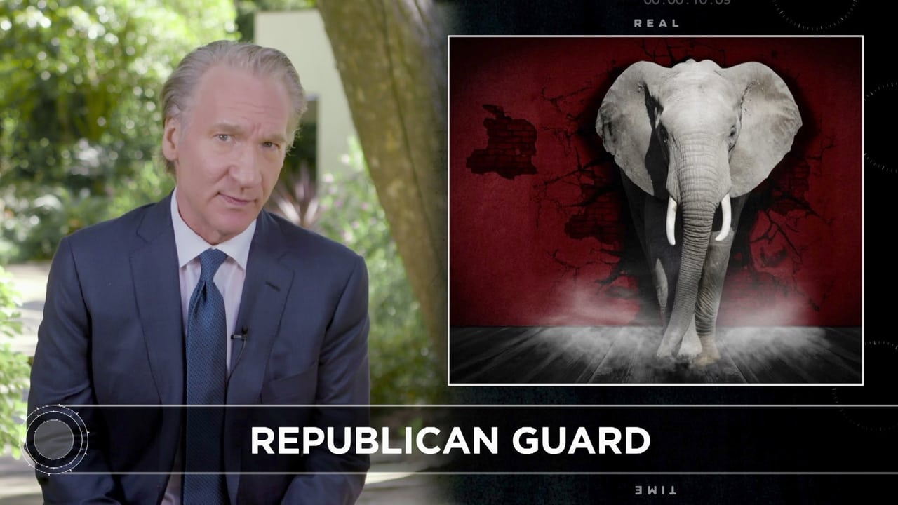 Real Time with Bill Maher - Season 18 Episode 18 : Episode 533