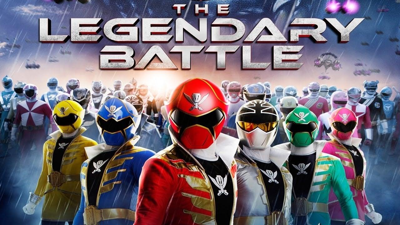 Wallpaper Filme Power Rangers Super Megaforce - A Batalha Lendária