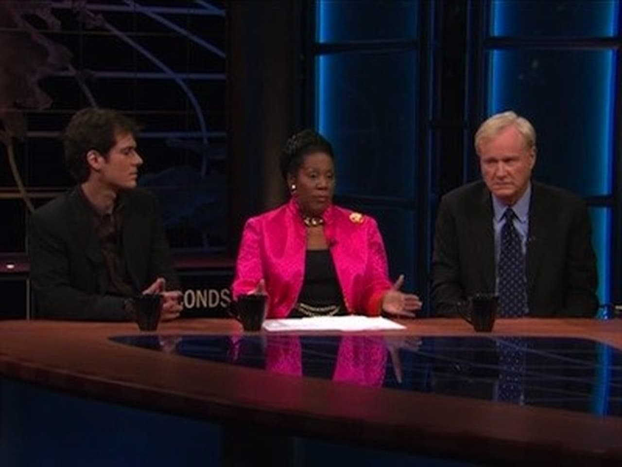 Real Time with Bill Maher - Season 5 Episode 22 : October 19, 2007