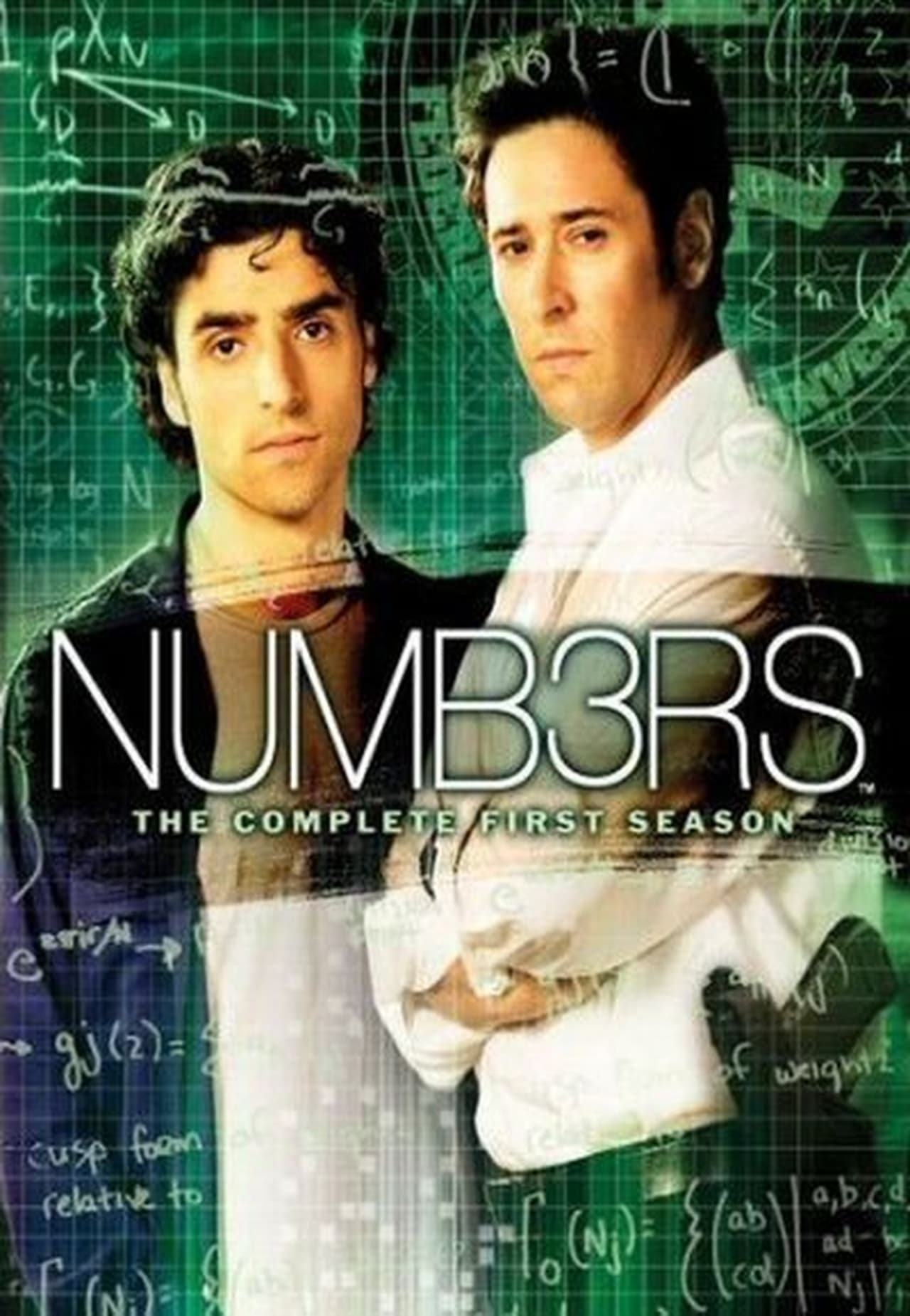 Numb3rs S01