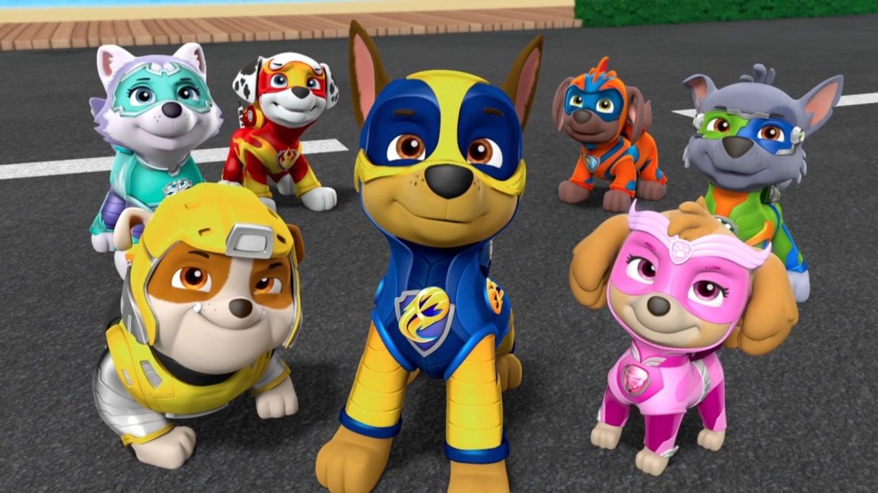 PAW Patrol: Mighty Pups 3