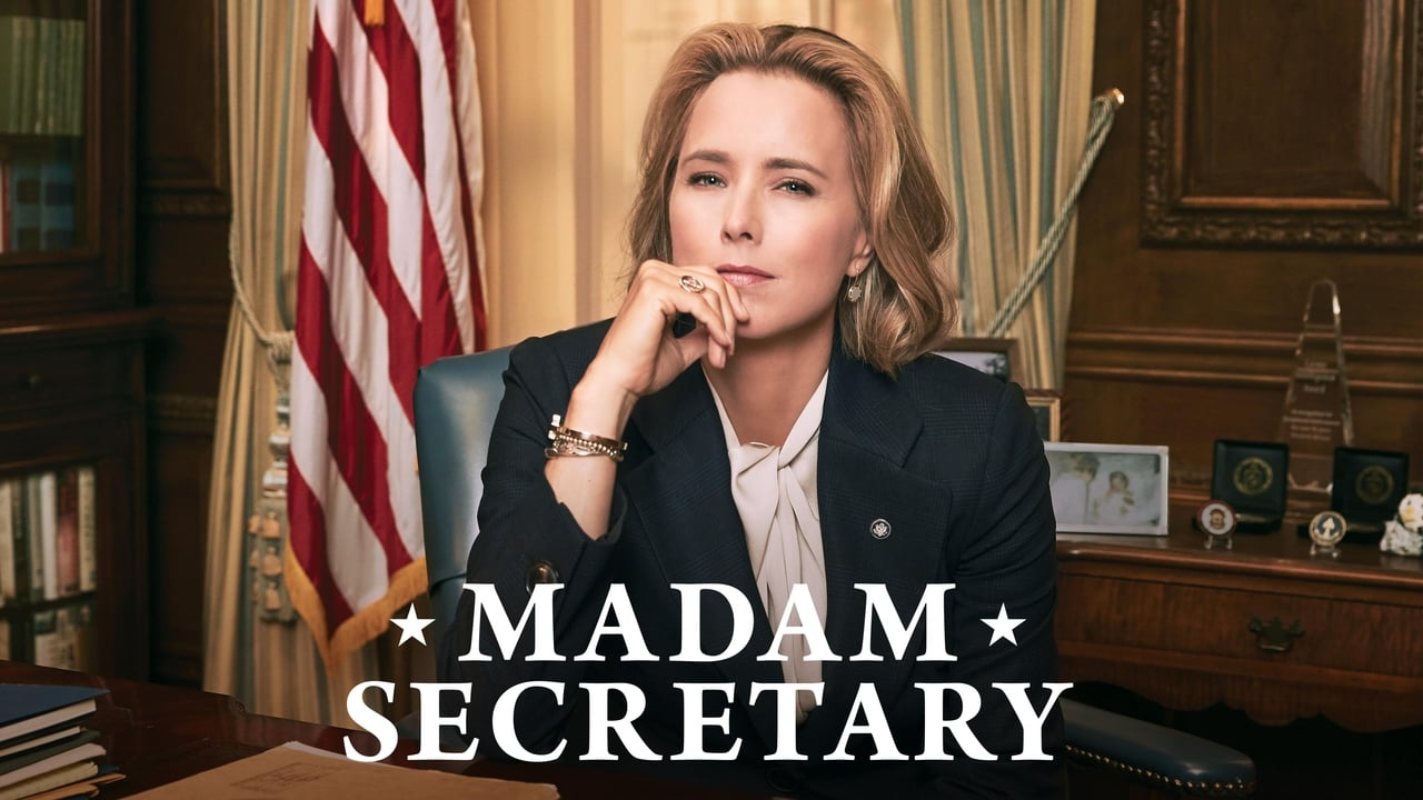 cover-Madam Secretary