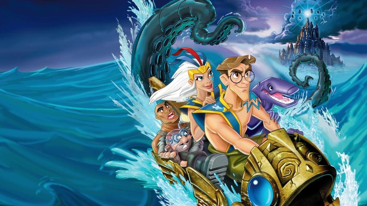 Atlantis: Milo's Return 4