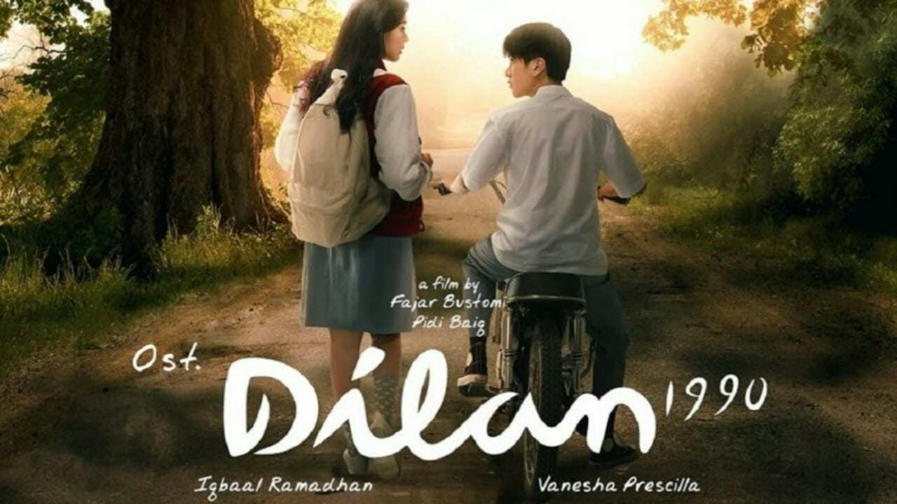 Nonton Film Dilan 1990 2018 Subtitle Indonesia Streaming Movie IndoXXI LK21 Online