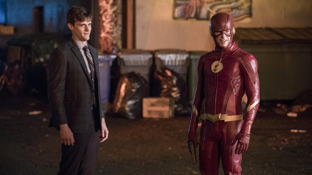 The Flash - Season 4 Episode 4 : Elongated Journey Into Night