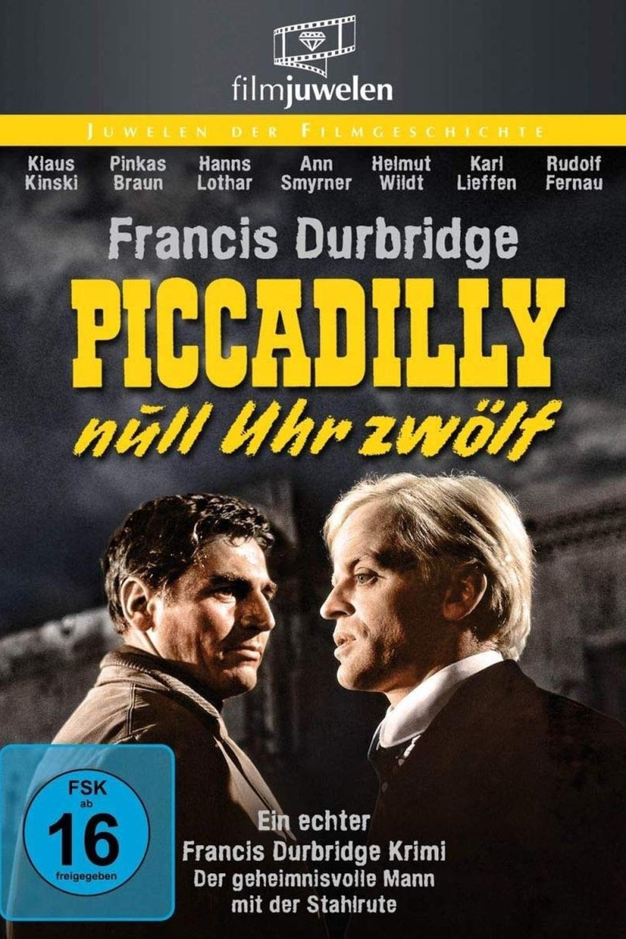 Piccadilly Zero Hour 12