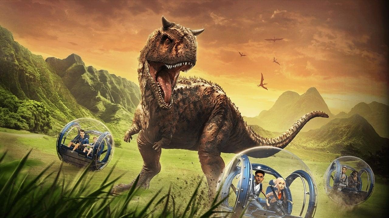 Jurassic World: Camp Cretaceous S2 (2021) Subtitle Indonesia