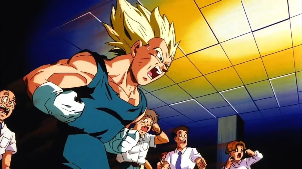 Dragon Ball Z: Wrath of the Dragon 4