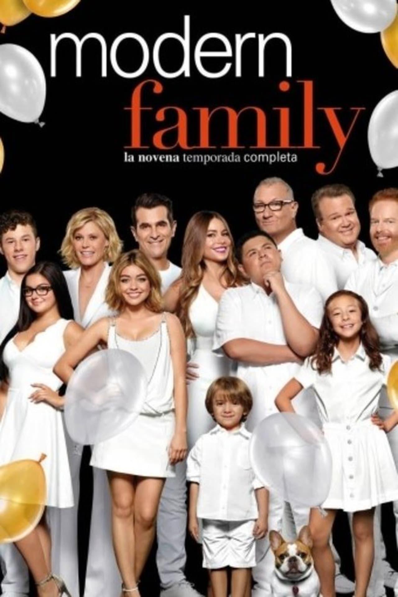 Modern Family - Temporada 9