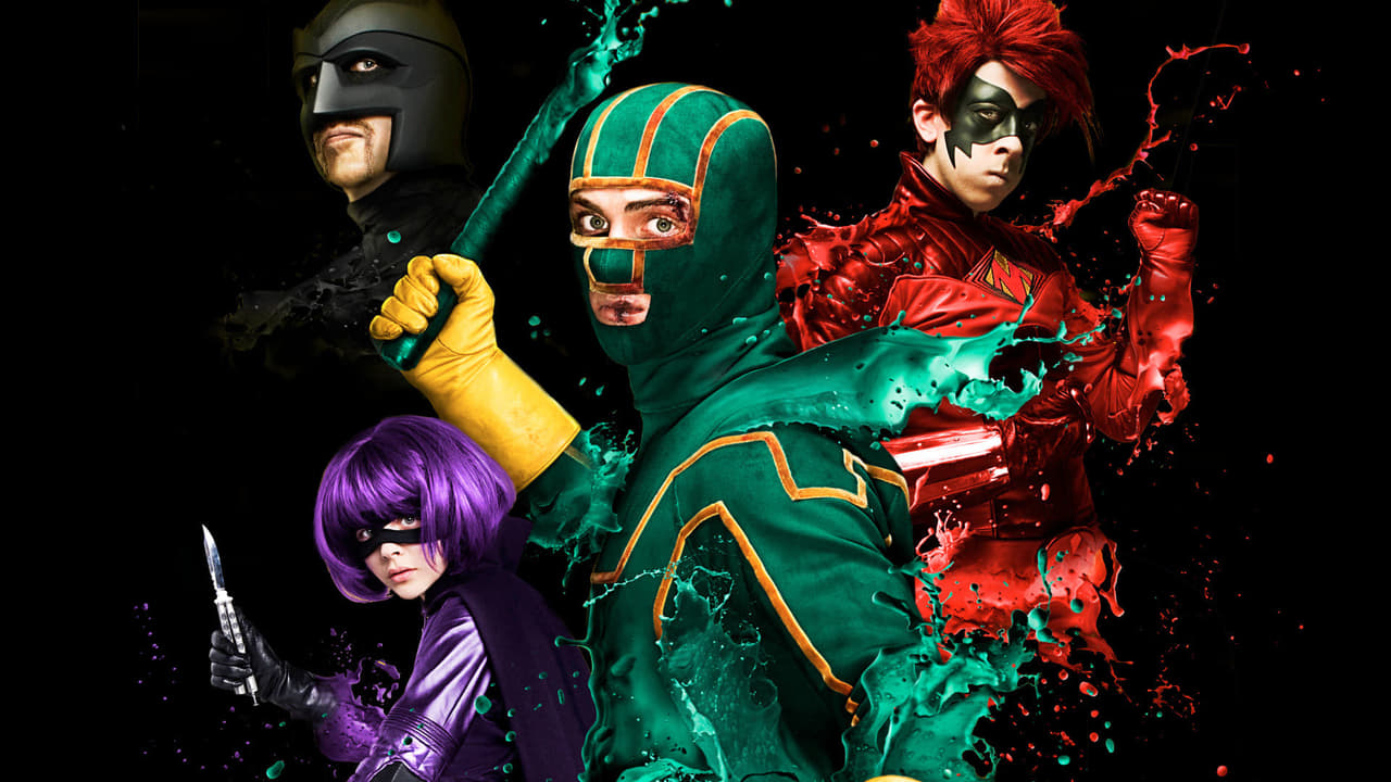 Wallpaper Filme Kick-Ass: Quebrando Tudo