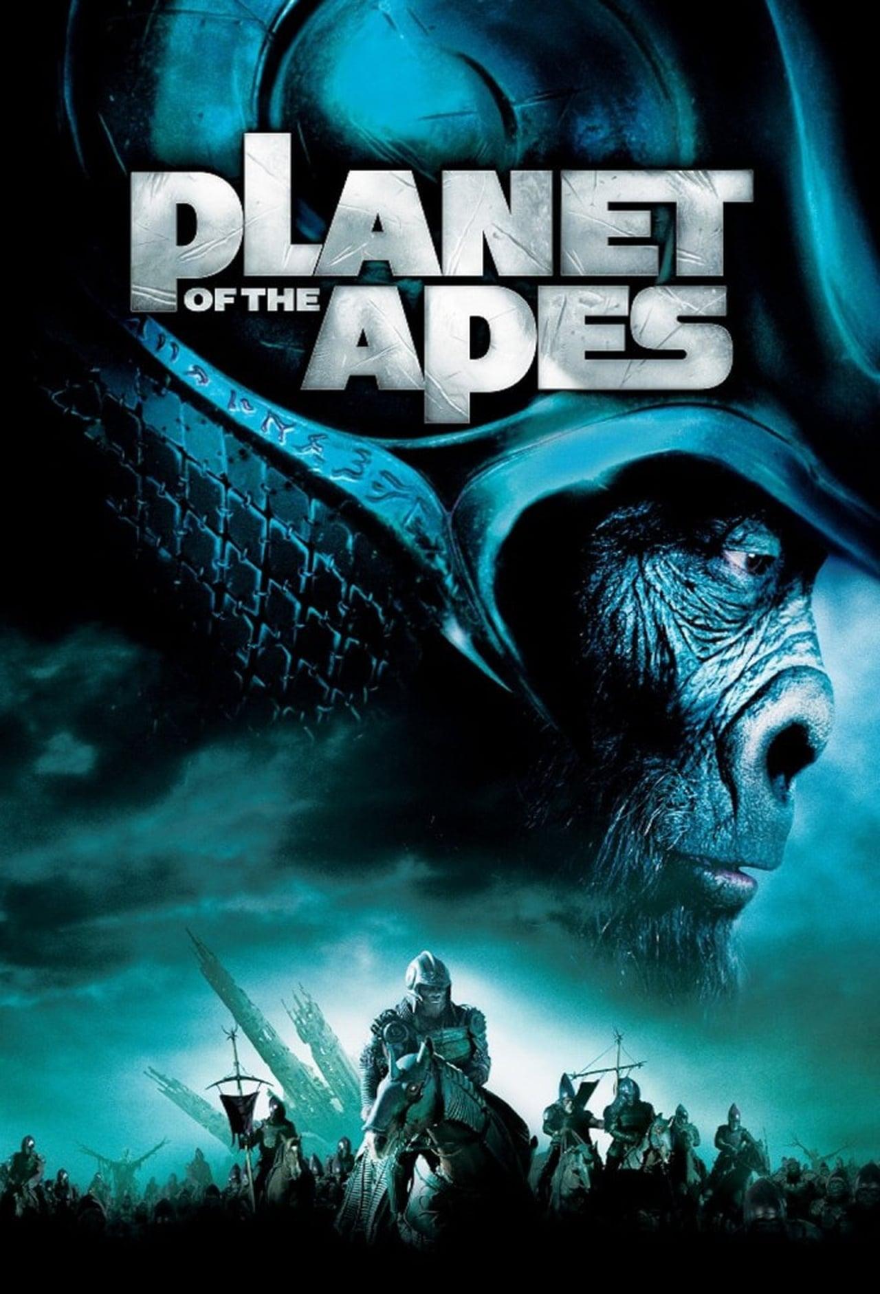 Planet of the Apes | 2001 | Hindi + English | 1080p | 720p | BluRay