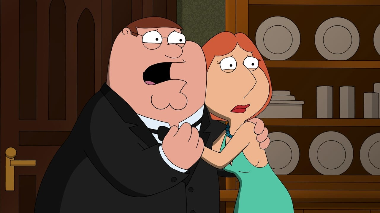 Family Guy - Season 9 Episode 1 : And Then There Were Fewer