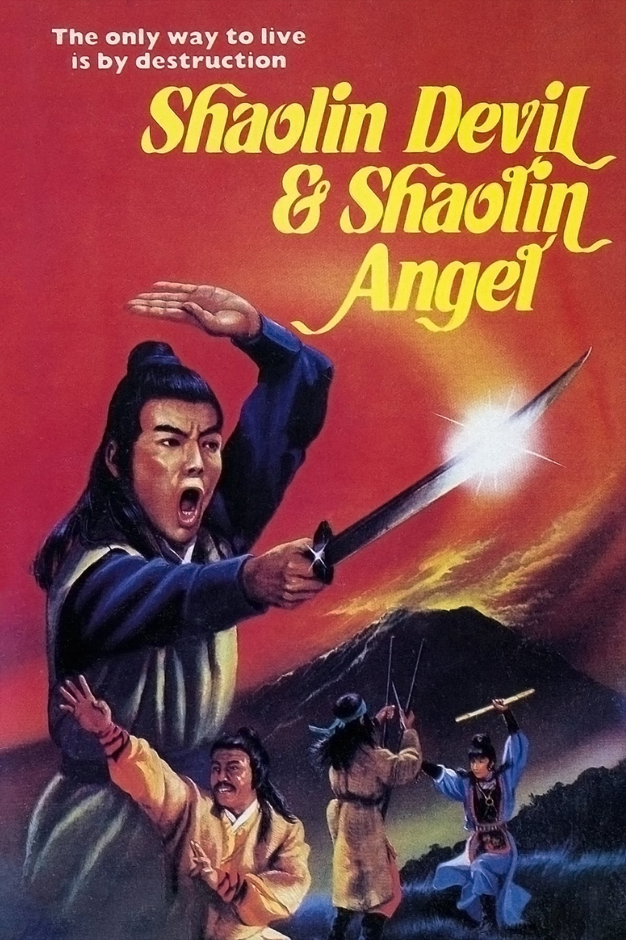 Shaolin Devil and Shaolin Angel