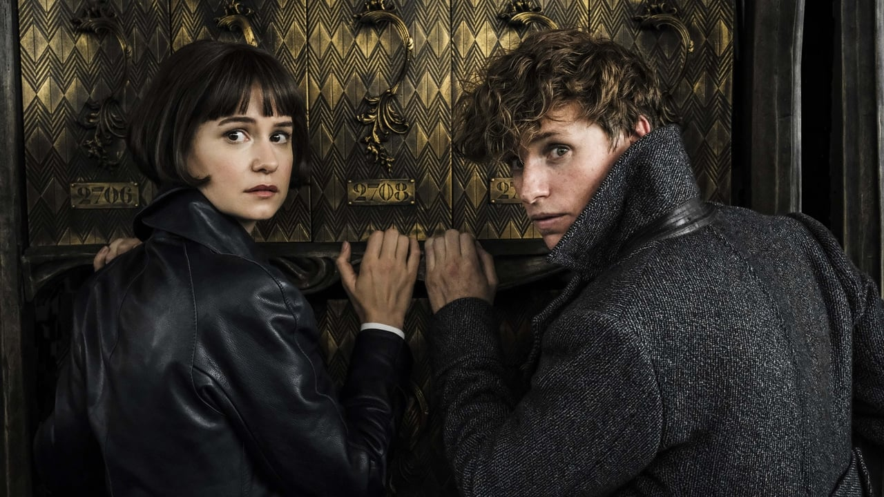 Fantastic Beasts: The Crimes of Grindelwald 5