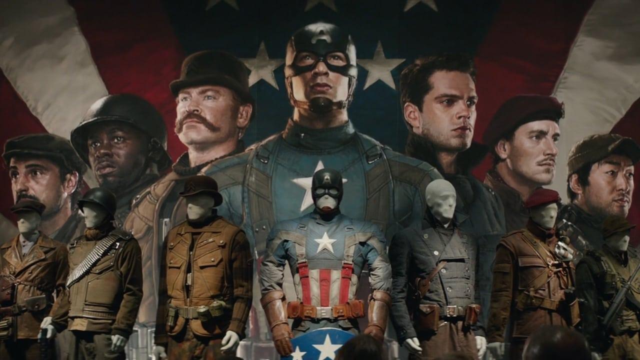 Captain America: The Winter Soldier 3